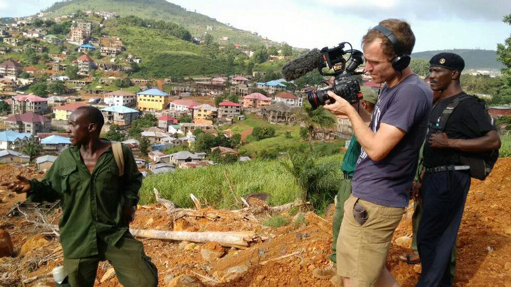 Sierra Leone: mudslide was corruption and lack of political will