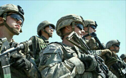 Ghana: Protests against US military presence