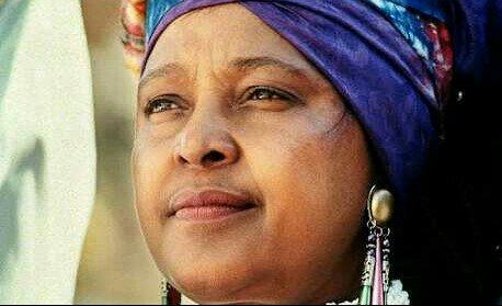 Winnie Mandela (1936-2018)
