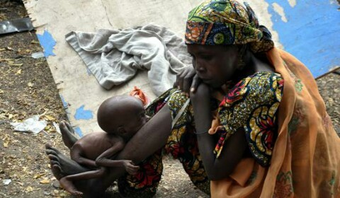 Nigerian military guilty of crimes against humanity