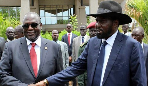 Peace rises for people of South Sudan
