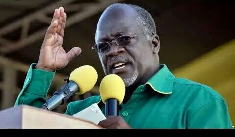 Tanzania: A regime of draconian laws (updated)