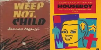 East African and West African Literature
