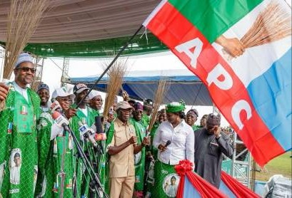 Updated: Nigeria ruling party in predictable victory jaunt