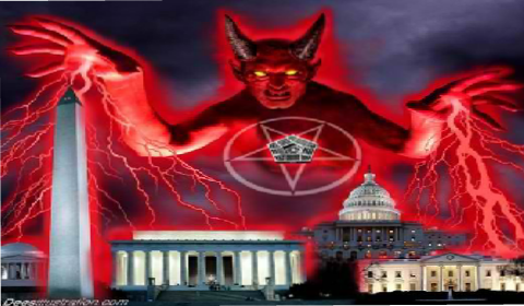 Satanism and the blood cult
