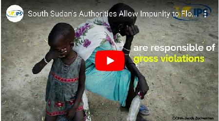 Amnesty International on South Sudan human rights violations