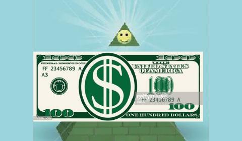 phoney US dollar