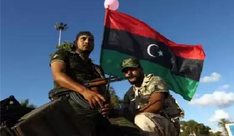 Haftar's army in Libya