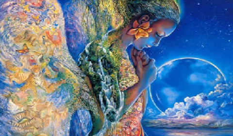 GaiaPortal: image of Mother Earth