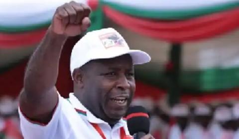Retired general Ndayishimiye, Burundi president elect