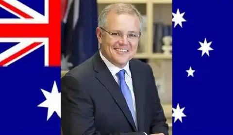 Australian prime minister, Morrison