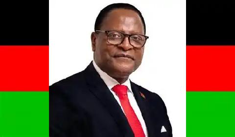 New Malawi president, Chakwera