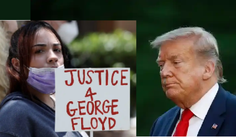 Justice for George Floyd protests