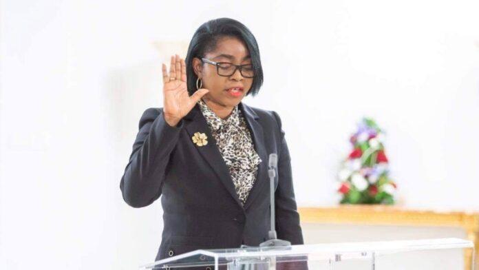 Gabonese prime minister, Raponda