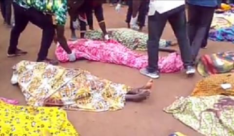 Nigeria: southern Kaduna genocide
