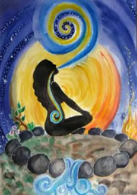 Deep breathe energy