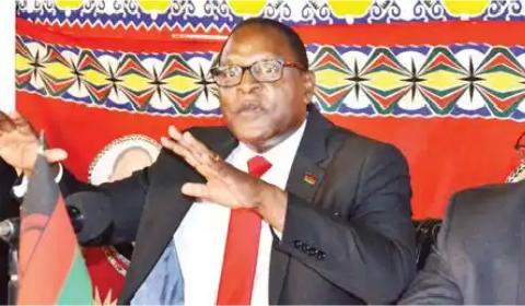 President Chakwera of Malawi