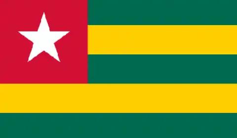National Flag of Togo
