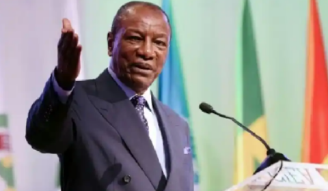 Conde, Guinean president