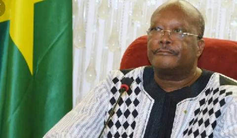 President Kaboré of Burkina Faso