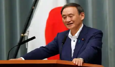 Yoshihide Suga is new prime minister of Japan