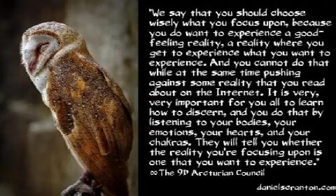 Daniel Scranton - choose wisely your reality