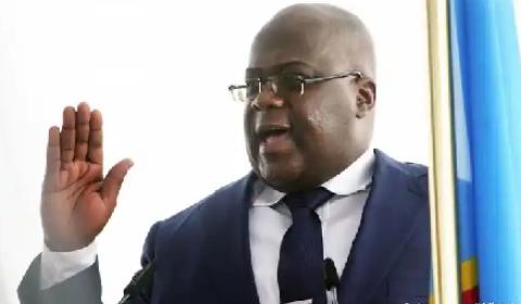 Tshisekedi of D R Congo