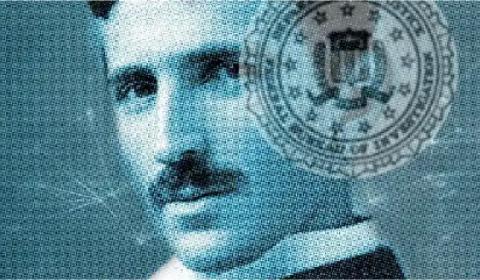photo image of Nikola Tesla