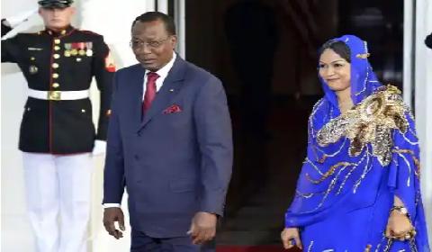 Late president Idriss Debt of Chad