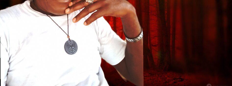 Wearing a quantum pendant